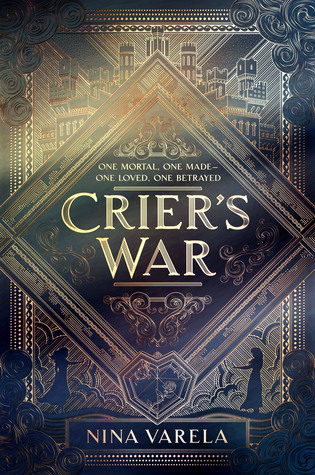 Book Blogger Hop Fantasy Rec:  Crier's War by Nina Varela https://i0.wp.com/i.gr-assets.com/images/S/compressed.photo.goodreads.com/books/1553803423l/41951626._SY475_.jpg?w=620&ssl=1