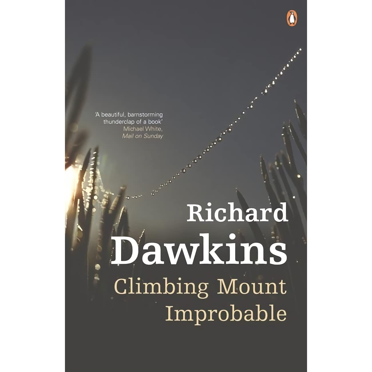 climbing mount improbable by