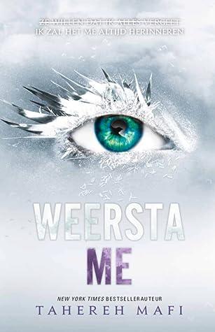 Recensie: Tahereh Mafi – Weersta Me