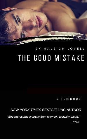 The Good Mistake (Hemsworth Brothers, #3)
