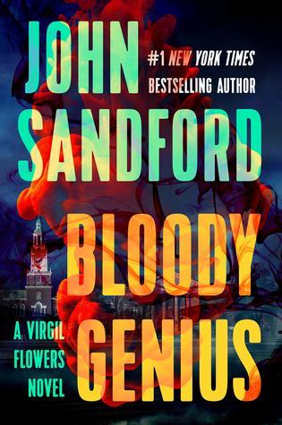 Book Review: John Sandford's Bloody Genius