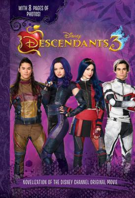 descendants 3 junior novel by walt