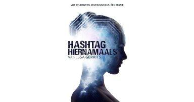 Hashtag Hiernamaals by Vanessa Gerrits