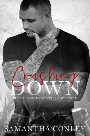 Crashing Down (Silver Tongued Devils Series Book 4)