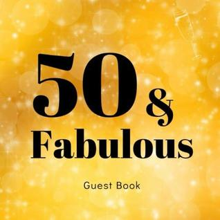 happy 50th birthday guestbook