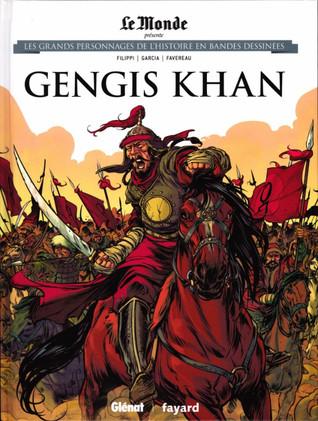 Gengis Khan à La Conquête Du Monde : gengis, conquête, monde, Gengis, Denis-Pierre, Filippi