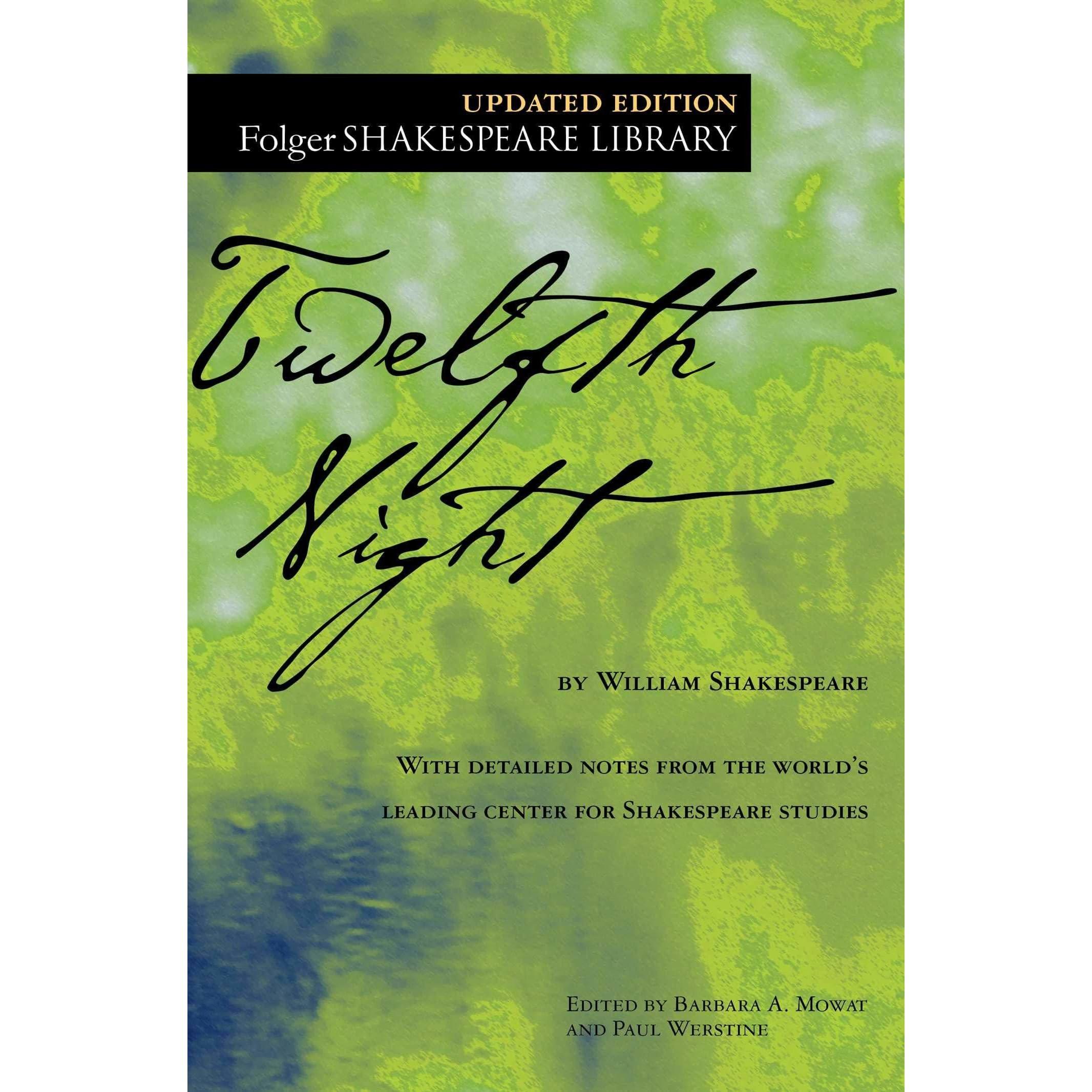 twelfth night by william