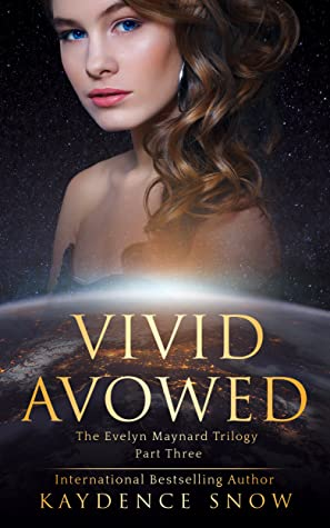 Recensie: Vivid Avowed ( The Evelyn Maynard trilogy #3 ) van Kaydence Snow
