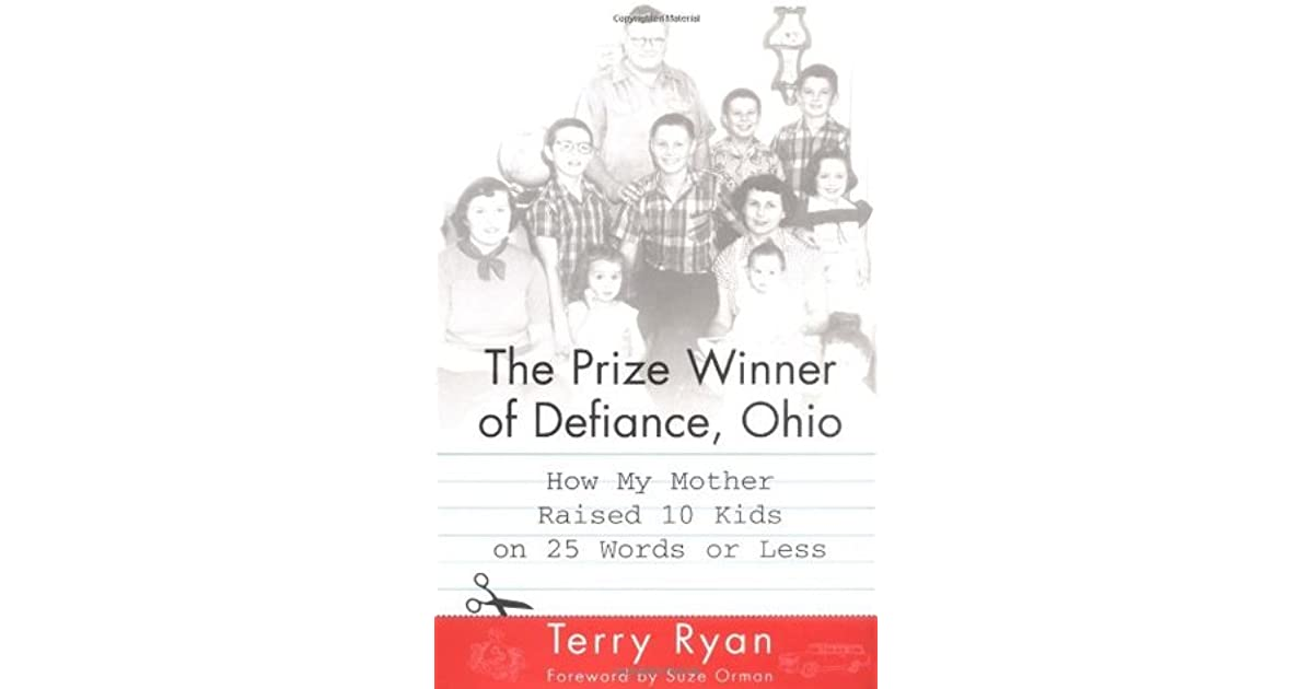 The Prize Winner of Defiance, Ohio: How My Mother Raised
