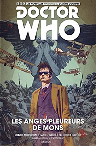 Doctor Who Les Anges Pleureurs : doctor, anges, pleureurs, Doctor, Dixième, Docteur,, Anges, Pleureurs, Daniel, Indro