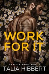 Cover: Work For It, Talia Hibbert