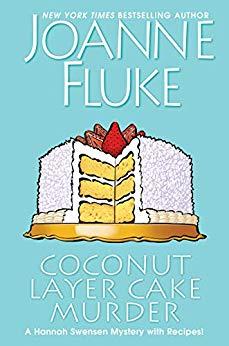 "Cover of ""Coconut Layer Cake Murder"" by Joanne Fluke."