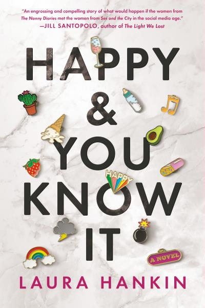 Happy & You Know It book cover image from a June and July Reading Recap.