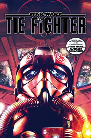 Star Wars: Tie Fighter Book Cover