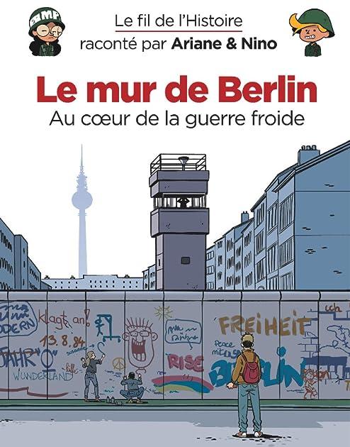Mur De Berlin Aujourd Hui : berlin, aujourd, Berlin., Coeur, Guerre, Froide, Fabrice