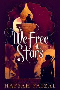 We Free the Stars book cover