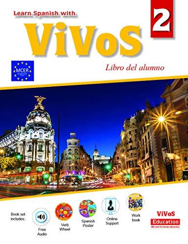 learn spanish with vivos 2 by mayank malik