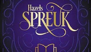 Hazels spreuk (Heksenspiegel #2) – Marte Jongbloed