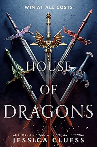House of Dragons Cover