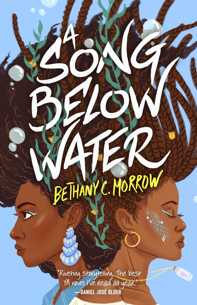 A Song Below Water by Bethany C. Morrow  fantasy books