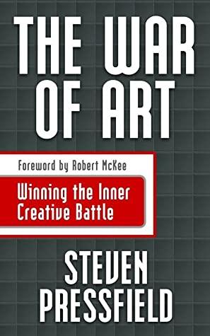 Download The War of Art: Break Through the Blocks & Win Your Inner Creative Battles Audiobook