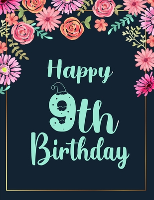 Happy 9 Birthday : happy, birthday, Happy, Birthday:, Birthday, Journal, Years, Christmas