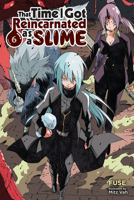 That Time I Got Reincarnated as a Slime, Vol. 6 Book Cover
