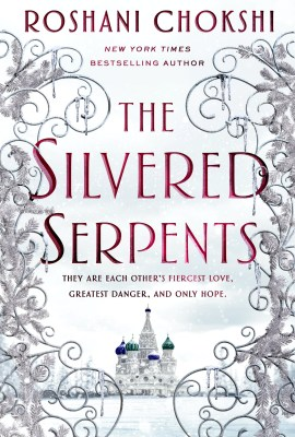 The Silvered Serpents book cover