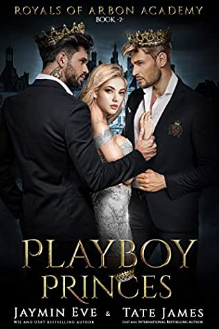 Recensie: Playboy Princes van Jaymin Eve en Tate James