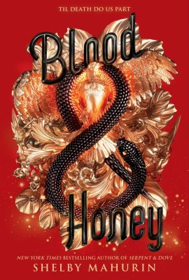Girl, Serpent, Thorn Book Cover