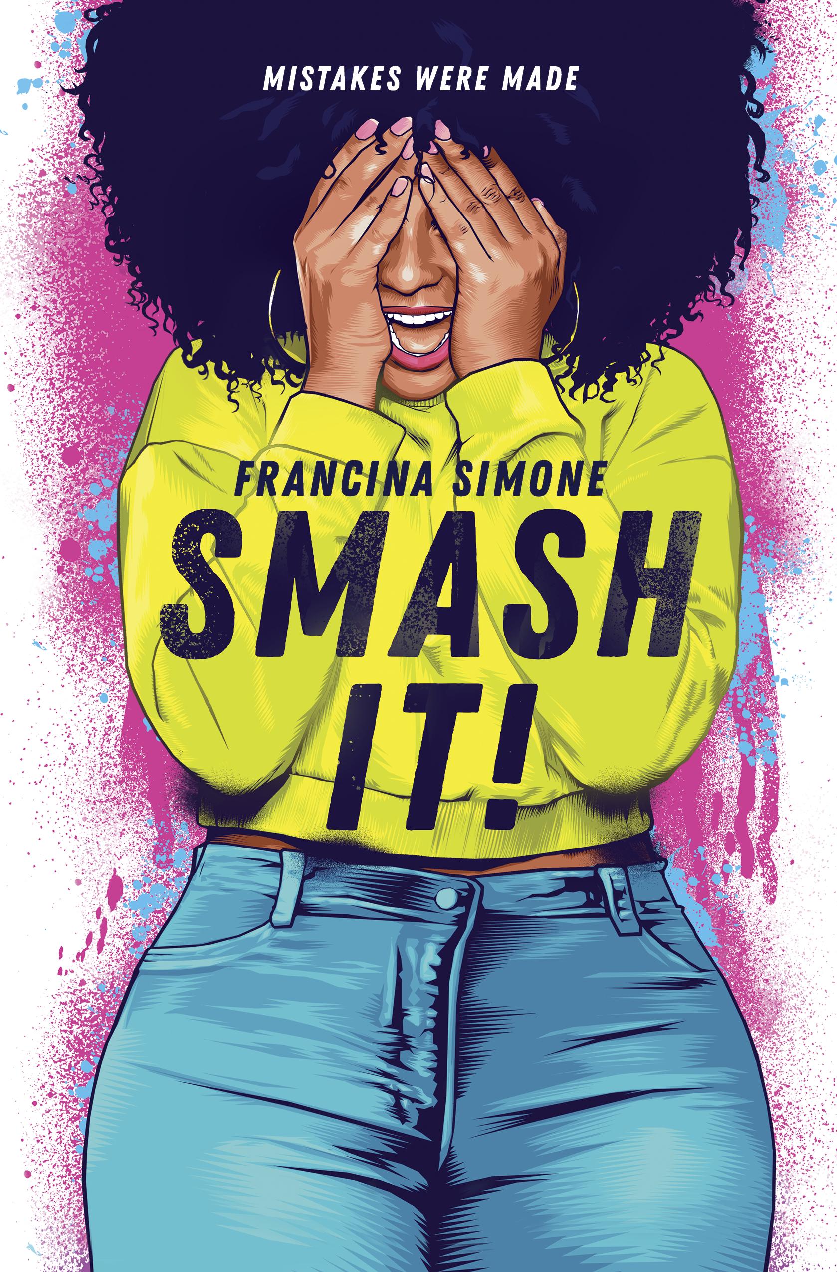 Smash It Book : smash, Smash, Francina, Simone