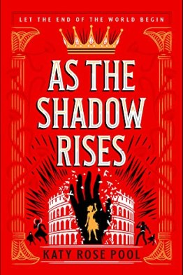 As the Shadow Rises Cover