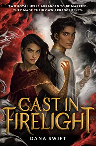 Cast in Firelight Cover