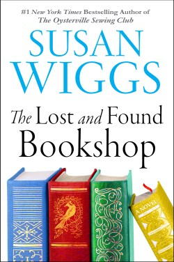 The Lost and Found Bookshop cover