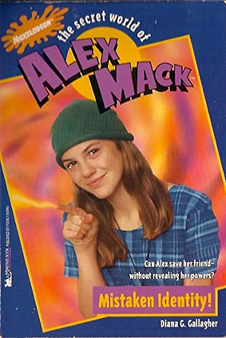 Secret Adventures Of Alex Mack : secret, adventures, Secret, World, Shelf