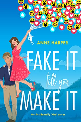 Recensie: Fake it till you make it van Anne Harper