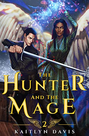 The Hunter and the Mage Cover