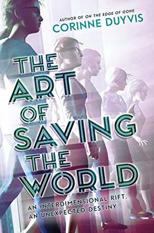 The Art of Saving the World Cover