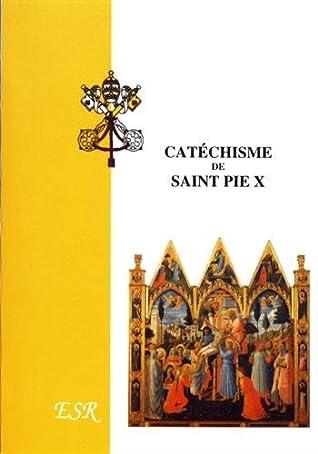 Catéchisme De Saint Pie X : catéchisme, saint, Catéchisme, Saint