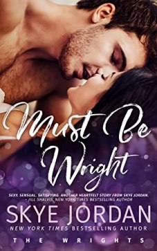 Must Be Wright cover