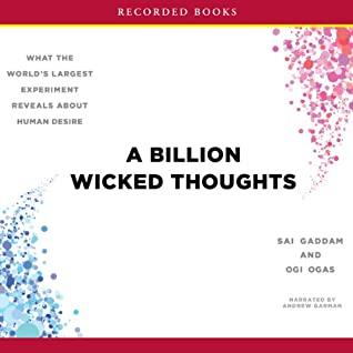 Download A Billion Wicked Thoughts: What the World's Largest Experiment Reveals about Human Desire Audiobook