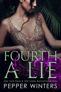 Fourth a Lie (Goddess Isles, #4) by Pepper Winters