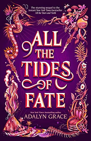 All the Tides of Fate Cover
