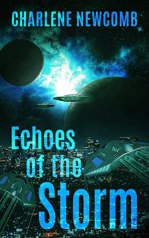 Cover: Echoes of the Storm by Charlene Newcomb