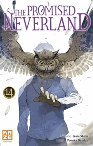 The Promised Neverland Tome 5 : promised, neverland, Promised, Neverland,, Shirai