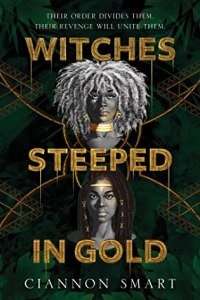 Witched Steeped in Gold book cover
