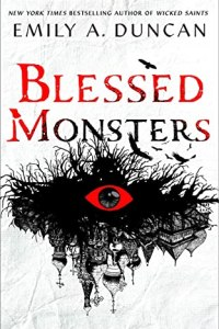 Blesses Monsters book cover