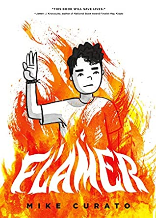 Flamer Cover