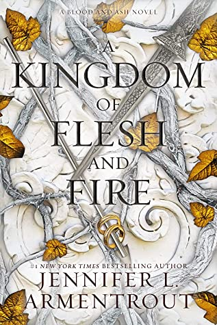 A Kingdom of Flesh and Fire Cover