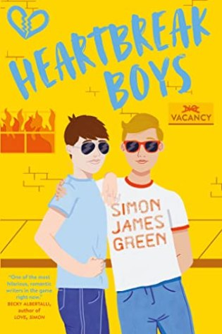 Heartbreak Boys – Simon James Green